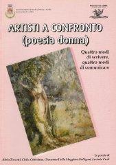 libro Artisti a confronto