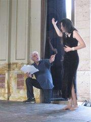 Prove Evocazioni dantesche con Ugo Pagliai