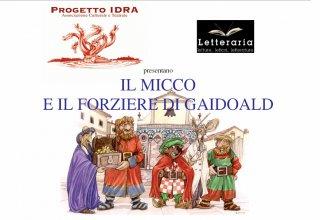 locandina il Micco e il forziere di Gaidoald