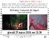locandina per Evocazioni dantesche 25-03-10 a Empoli