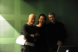 Marino F.Arrigoni, Antonella Tronci, Max Pinucci